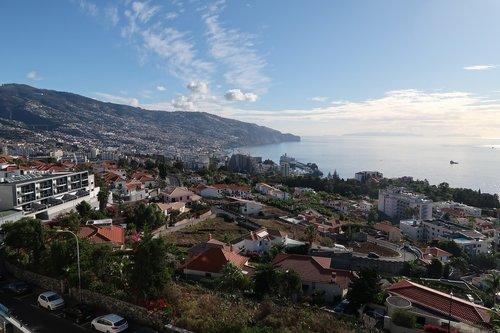 Madeira, kelionė, kraštovaizdis