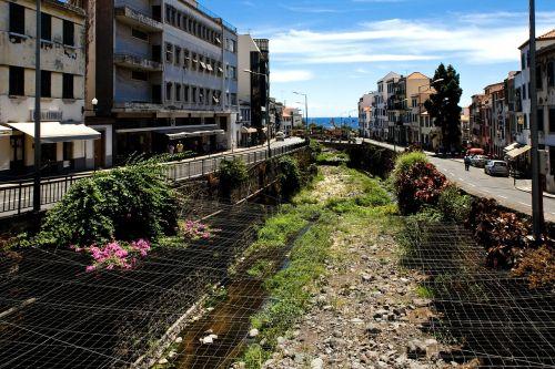 Madeira,funchal,kanalas