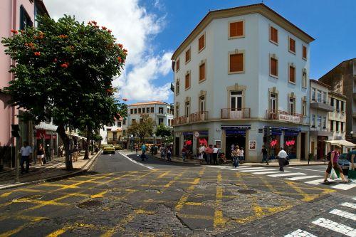 Madeira,funchal,Senamiestis
