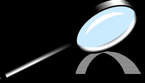 padidinamas,objektyvas,didintuvas,didina,išgaubtas,stiklas,priartinti,nemokama vektorinė grafika