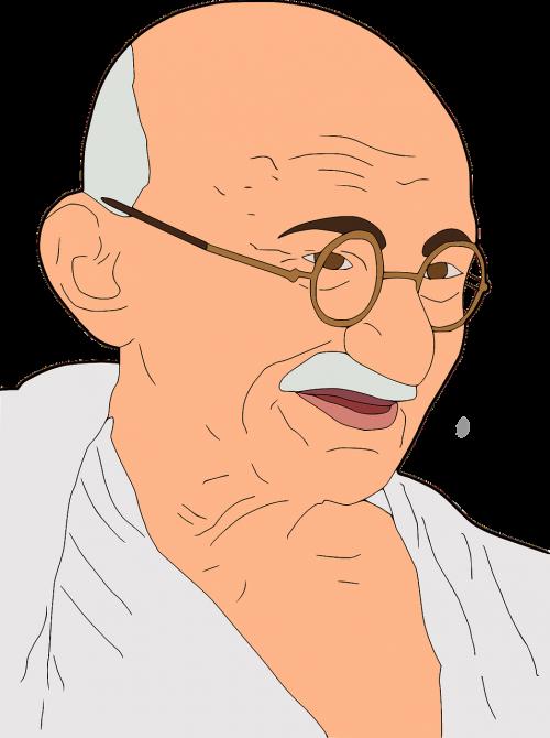 Mahatma Gandhi, gandhi, i, Indija, tauta, mahatma, nacionalinis, tėvas, patriotinis, nepriklausomumas, respublika, Spalio mėn, rupija, senas, jayanti, pinigai, valiuta, diena, šventė, Rugpjūtis, vėliava, nemokama vektorinė grafika, be honoraro mokesčio
