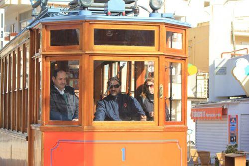 Maljorka,tramvajus,vairuotojas,testavimas