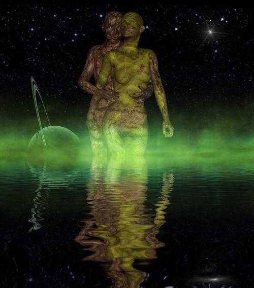 vyras,moteris,žemė,visata,vanduo,žvaigždė,miškas,samanos,žievė,rūkas,suplanuotas,viltis,drambliuko svajonės,veidas,prašymas,svajonė,ilgesys,moteriškumas,katalogas,svajones,troškimas