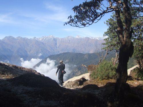 manginghot, nuwakot, Nepale, Durga & nbsp, sunuwar, Langtangas, Trek, Būk šokas
