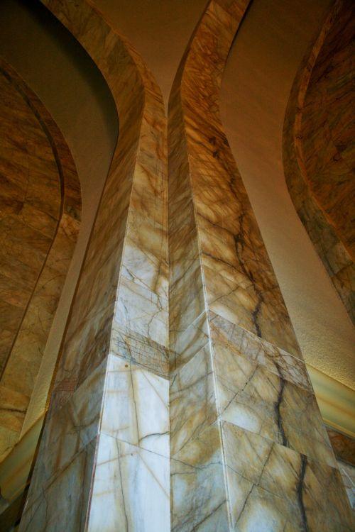 paminklas, interjeras, langai, arkos, marmuras, marmurinės arkos konstrukcijos