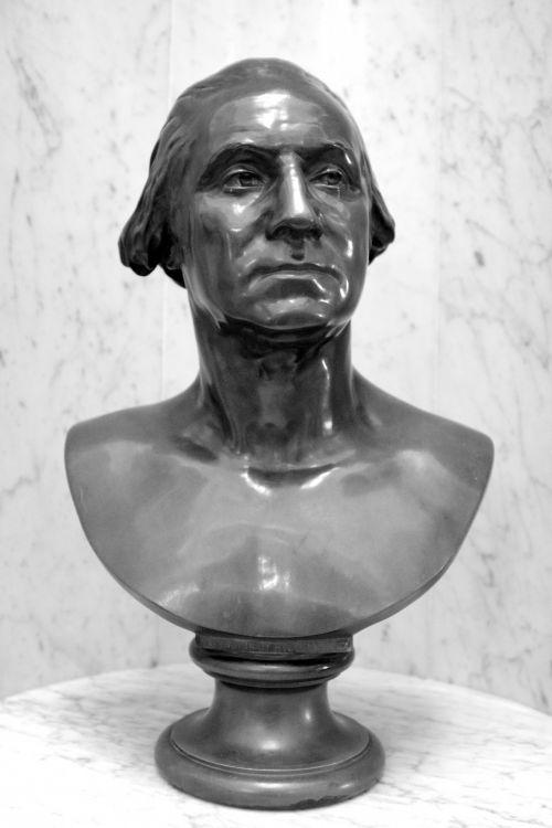 amerikietis, biustas, capitol, dc, tėvas, įkūrėjas & nbsp, tėvas, Georgeas & nbsp, Vašingtonas, biblioteka & nbsp, kongresas, marmuras, patriotas, prezidentas, statula, vieningos & nbsp, valstijos, usa, Vašingtonas, Džordžo Vašingtono marmurinis biustas