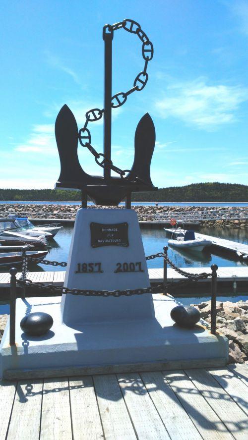 marina, klubas, vanduo, jūra, uostas & nbsp, st-pierre, quebec, Kanada, marina havre st-pierre (2)