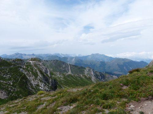 Jūrų Alpės, Alpių, Kalnai, Žygis, Gta, Grande Traversata Delle Alpi, Ilgo Nuotolio Takas, Ilgo Atstumo Pėsčiųjų Takas, Kole Della Boraja