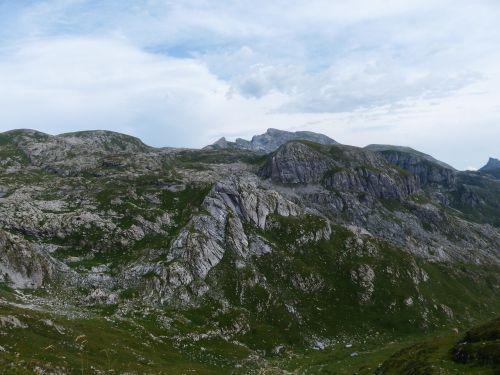 Jūrų Alpės, Alpių, Kalnai, Žygis, Gta, Grande Traversata Delle Alpi, Ilgo Nuotolio Takas, Punta Marguareis, Ligurijos Alpės
