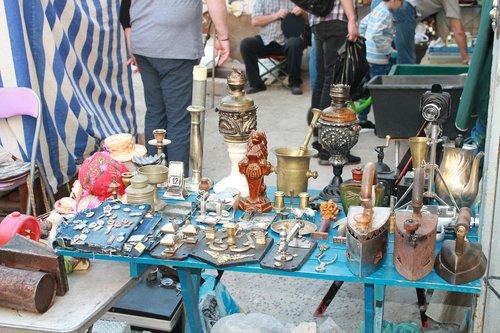 turgus, Sendaikčių turgus, seni dalykai, retenybė, turgus, senovė, antikvariniai daiktai