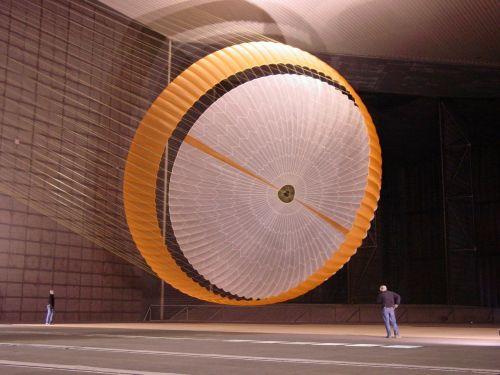 Mars roveris,parašiutas,didelis,vyrai,pastatas,testavimas,viduje,interjeras,didelis,didelis