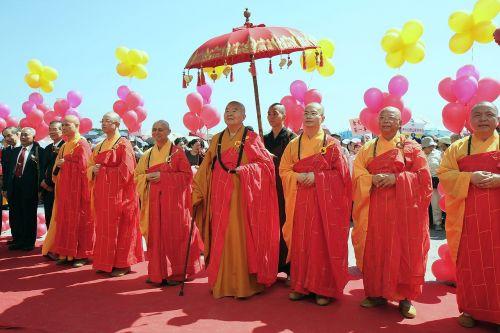 meistras hsing yun,budizmas,puja,Clifford