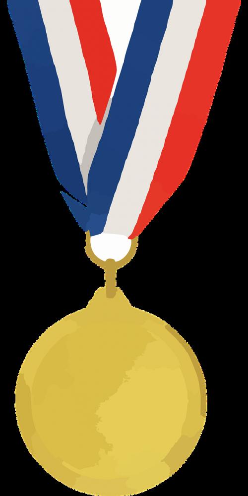 medalis,auksas,apdovanojimas,olimpinės žaidynės,nugalėtojas,apdovanojimas,ženklelis,premija,varzybos,pergalė,blizgantis,nemokama vektorinė grafika