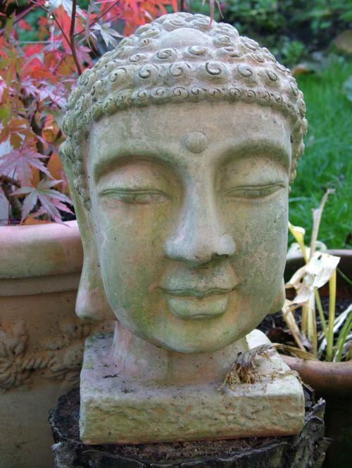 skulptūra, molis, meditacija, malda, atsipalaidavimas, meditacija