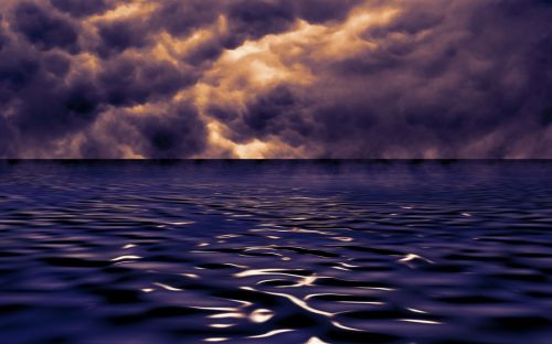 kūnas & nbsp, vanduo, gamta, jūra, banga, atspindys, vanduo, vanduo & nbsp, atspindys, fonas, vanduo & nbsp, paviršius, debesys, jūra & nbsp, mėlyna, vandenynas, mėlynas, naktis, jūra 3