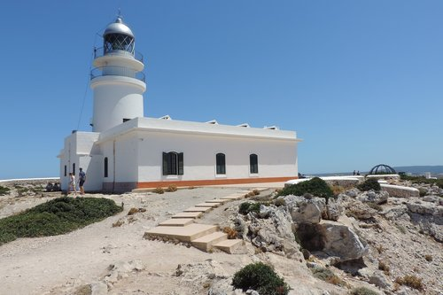 Menorka, Ispanija, Balearų salos