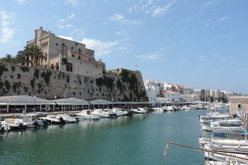 Menorka, Balearų salos, Ciutadella