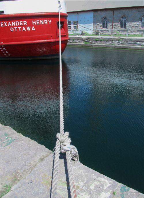 laivas & nbsp, prijungtas, prieplauka, lynai, susietas, & nbsp, uoste, prekybinis laivas prijungtas