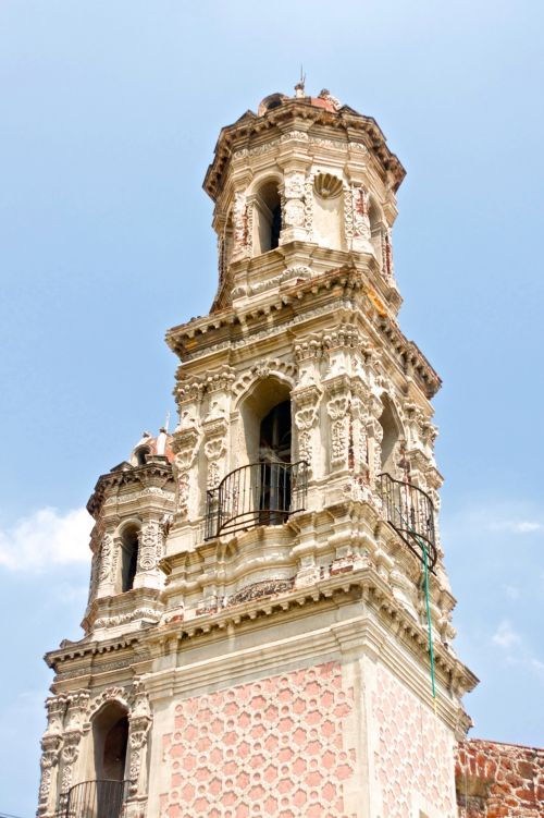 plyta, drožyba, katalikų, katalikų bažnyčia, cementas, bažnyčia, bažnyčia & nbsp, spire, bažnyčia & nbsp, bokštas, miestas, apdaila, dizainai, jut, Meksika, Meksika & nbsp, miestas, ornamentas, ornamentu, palengvėjimas, dangus, spire, bokštas, aukštas, viršuje, Meksikos katalikų bažnyčios spiega