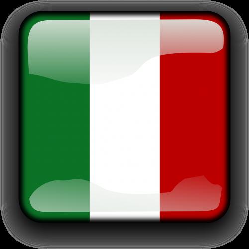 Meksika,vėliava,Šalis,Tautybė,kvadratas,mygtukas,blizgus,nemokama vektorinė grafika