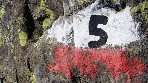 migracijos pobūdis,požymiai,ženklas,akmuo,South Tyrol,italy