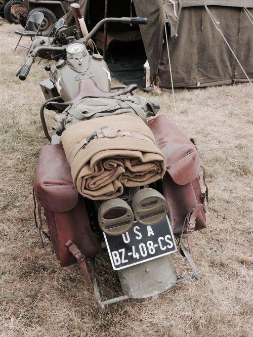 kariuomenė,motociklas,usa,Harley Davidson,harley,balninės juostelės