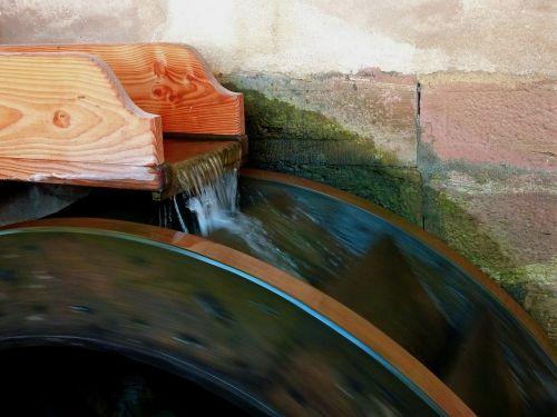malūnas,vandens malūnas,vandens ratas,vanduo,malimo ratas,vandens galia,ratas,Bachas,senas,gamta,upė,müller,pastatas,rotacija,pasukti