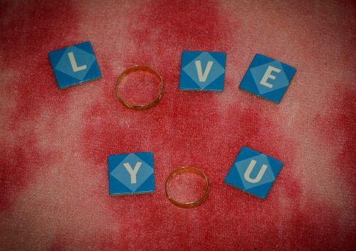 užrašas, aš & nbsp, myliu & nbsp, jus, i & nbsp, meilė, meilė, žiedai, Vestuvės, auksas, tekstas, aš tave myliu - užrašas