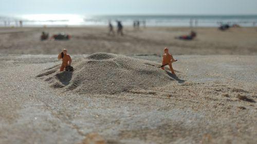 miniatiūriniai figūrėlės,vanduo,šventė,h0,1 87,amatininkai,modelis,jūra,papludimys