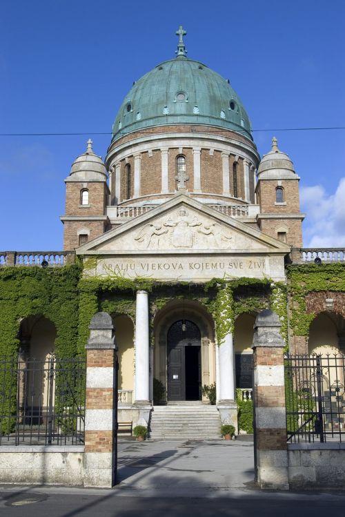 mirogoj,Zagrebas,kroatija,architektūra,pastatas,miestas,Senamiestis,detalės,istorinis