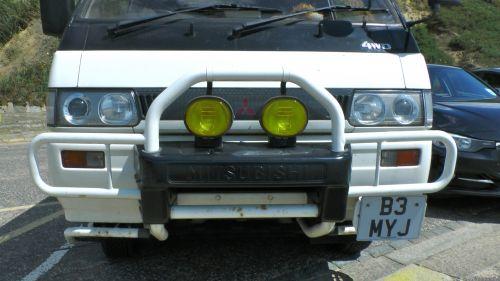 Mitsubishi, Delica, automobilis, van, kemperis, kemperis, 4wd, MPV, 4x4, keturi, ratas, vairuoti, mitsubishi delica 4wd MPV bulių barai