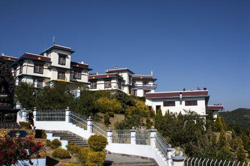 vienuolynas,budistinis,šventykla,budistinis vienuolynas,religija,architektūra,religinis,garbinimas,dieviškumas,budizmas,rytietiškas,dvasingumas,turizmas
