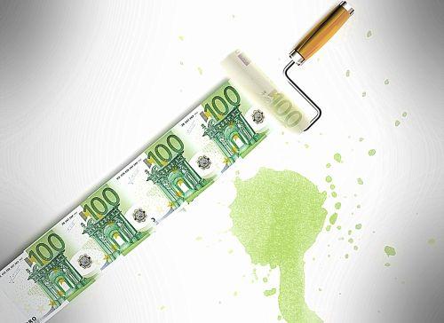 pinigai,euras,dažyti,valiuta,sąskaitą,finansai,dolerio kupiūra,finansų pasaulis,dažų volelis,sąskaitos,verslas,forex,pinigai ir pinigų ekvivalentai