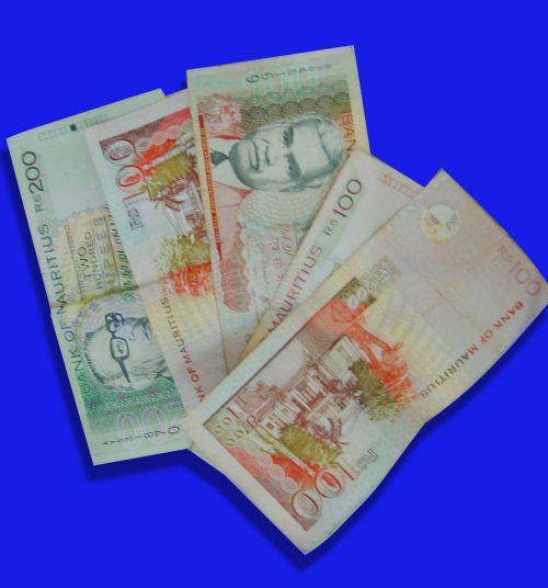 pinigai, pinigai, bankas, Mauricijaus & nbsp, pinigai, verslas, internetinis & nbsp, darbas, atlyginimas, Pastabos, pinigai