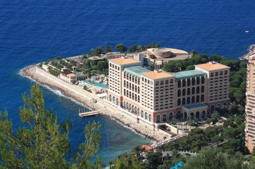 Monte Carlo Bay Resort, Monaco, Monte Karlas