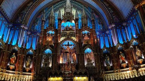 monetarinis,bazilika,mūsų moterys iš Monrealio,mūsų ponia,senas monrealis,senas,architektūra,senas uostas,bažnyčia,buvęs,miestas,paveldas,senas pastatas,grožis,Kanada