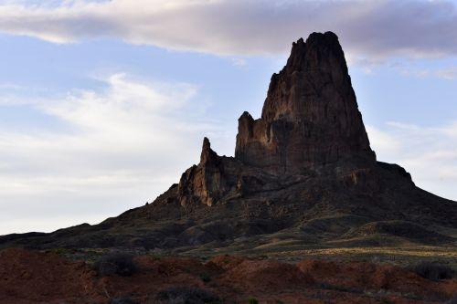 fonas, paminklas & nbsp, slėnis, Arizona, vaizdingas, lauke, didelis & nbsp, rokas, aukštas & nbsp, rokas, pažymėtas, Rokas, raudona, saulėlydis, paminklo slėnis aukšta roko