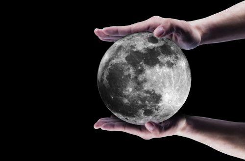 astronominis, astronomija, fonas, juoda, išsamiai, detalus, pilnas, pilnas & nbsp, mėnulis, izoliuotas, Luna, mėnulis, mėnulis, mėnulis & nbsp, paviršius, mėnulio šviesa, naktis, nakties & nbsp, laikas, ranka, rankos, delnus, žmonės, mėnulis