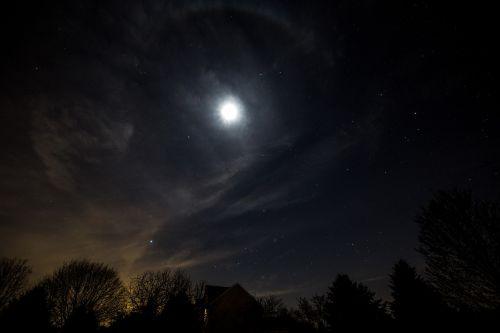 mėnulis,astronomija,dangaus