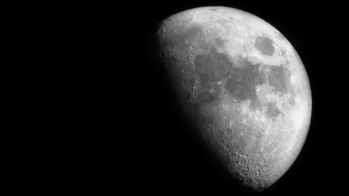 mėnulis, Mėnesienos, astronomija