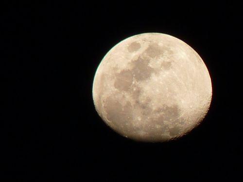 mėnulis,astronomija,dangus,naktis