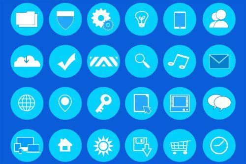 piktogramos, ženklai, grafizmai, internetas, info & nbsp, piktogramos, logotipai, komandos, grafika, Meniu, navigacija, naršyti, prisijungęs, vektorius, inkscape, svg, nustatyti, pakabinti & nbsp, žymes, butas & nbsp, dizainas, žiniatinklio & nbsp, dizainas, svetainė & nbsp, dizainas, svetainė & nbsp, piktogramos, plokščia & nbsp, piktograma & nbsp, nustatyti, piktograma & nbsp, nustatyti, Mopdern plokščiųjų piktogramų komplektas ir mėlynas
