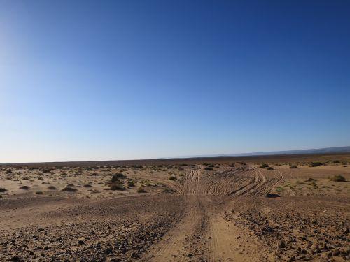 Marokas,kelias,smėlis,kraštovaizdis,kelių dulkės,akmenys,akmeninė dykuma,dykuma