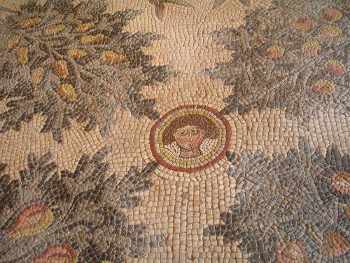 Mozaika, Madaba, Jordan, Bažnyčia
