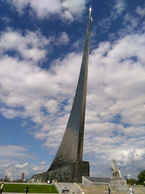 Moscow, Kosmoso Muziejus, Pastatas, Erdvė, Kosmoso Kelionės