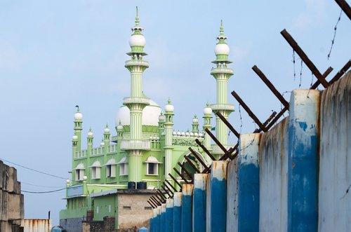 mečetė, Indija, Kerala