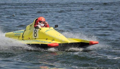 Motorinė valtis rasės, vandens sportas, lenktynių, lenktynių valtis, Berlynas, motorinis, Grünau, varzybos, automobilių lenktynių valtis, greitas, greitis, bangų, vasara