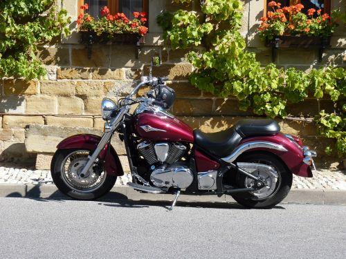 motociklas,purentuvas,Kawasaki,vn900