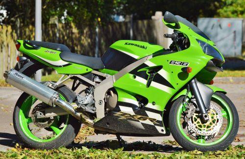 motociklas,Kawasaki,zx6r,išmetimas,transporto priemonė,chromas,transporto priemonė,mechano kalnas,mašina,dviračių transporto priemonė,iš šono