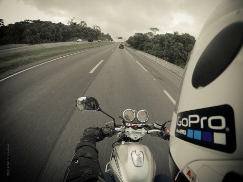 motociklas,motociklas,Gopro,eiti pro,kelionė,šalmas,Fisheye,motociklas,apsauga,dviratis,raitelis,gabenimas
